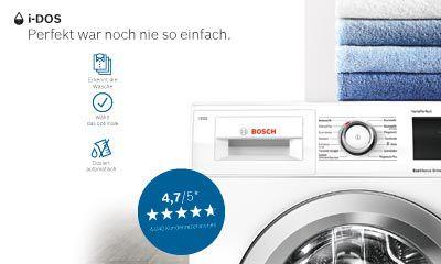 Bosch Kühlschrank Kundendienst : Bosch waschmitteldosierung mit i dos elektrogeräte im raum