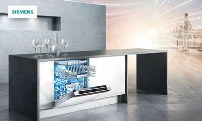 Siemens Kühlschrank Garantie : Siemens geschirrspüler mit brilliantshine system elektrogeräte